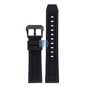 Citizen Citizen CB5005-13X Radio Controlled & AW1585-04E Horlogeband Zwart Siliconen 22 mm