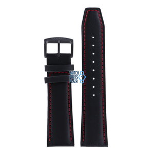 Citizen Citizen BJ7075, BJ7076 & JZ1066 Promaster Sky Watch Band Black Leather 23 mm