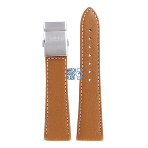 Citizen Citizen AS4020, AS4021 & CB5860 Promaster Sky Watch Band Brown Leather 23 mm