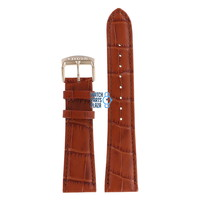Citizen AO9003-08E Watch Band Brown Leather 22 mm