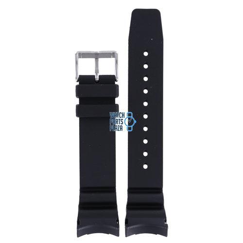 Citizen Citizen BN0100, BN0101, BN0120 & BN0180 Watch Band 59-S52734 Black Silicone 23 mm Promaster