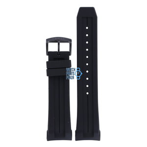 Citizen Citizen AW1354-07H, AW1354-07L & AW1354-15H Watch Band Black Silicone 24 mm