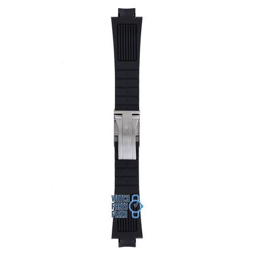Citizen Citizen CA4250-03E & AW1420-04E Watch Band 59-S53299 Black Silicone 14 mm Eco-Drive