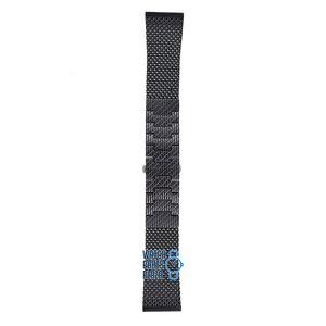 Citizen Citizen JY8036-52E & JY8037-50E Navihawk Cinturino Dell'Orologio Nero Acciaio Inossidabile 23 mm