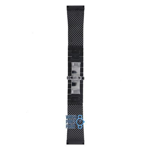 Citizen Citizen JY8036-52E & JY8037-50E Navihawk Watch Band 59-S06167 Black Stainless Steel 23 mm Promaster