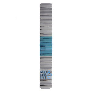 Philippe Starck Philippe Starck PH5017 Watch Band Grey Stainless Steel 18 mm