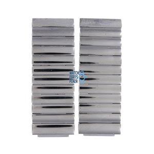 Philippe Starck Philippe Starck PH5016 Watch Band Grey Stainless Steel 24 mm
