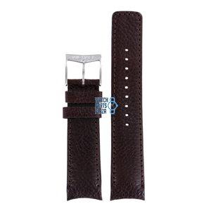 Michael Kors Michael Kors MK8021 Horlogeband Bruin Leer 22 mm