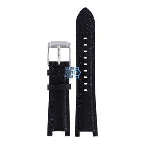 Michael Kors Michael Kors MK5090 Horlogeband Zwart Leer 21 mm