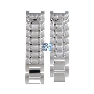 Michael Kors Michael Kors MK3083 Horlogeband Grijs Roestvrijstaal 22 mm