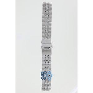 Michael Kors Michael Kors MK5018 Watch Band Grey Stainless Steel 18 mm