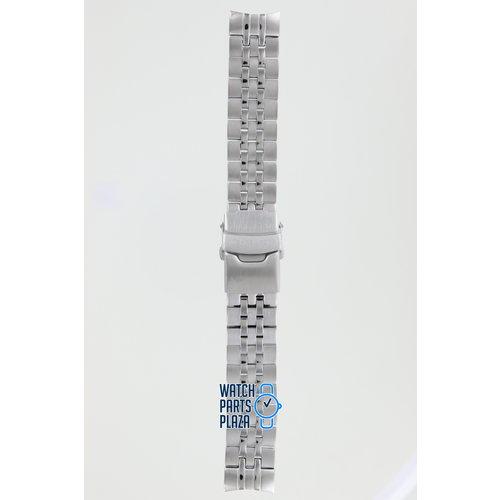 Michael Kors Michael Kors MK5018 Horlogeband Grijs Roestvrijstaal 18 mm