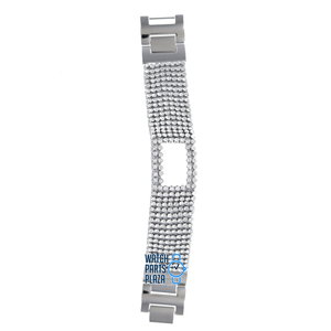 Michael Kors Michael Kors MK4126 Watch Band White Leather 26 mm