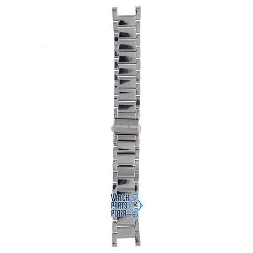 Michael Kors Michael Kors MK5088 Watch Band Grey Stainless Steel 20 mm