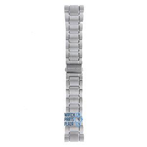 Michael Kors Michael Kors MK8084 Watch Band Grey Stainless Steel 26 mm