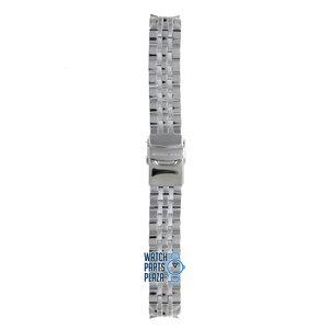 Michael Kors Michael Kors MK5021, MK5020 & MK6130 Horlogeband Grijs Roestvrijstaal 18 mm