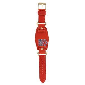 Michael Kors Michael Kors MK2157 Horlogeband Oranje Leer 20 mm