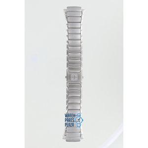 Zodiac Zodiac ZO4101 Watch Band Grey Stainless Steel 20 mm
