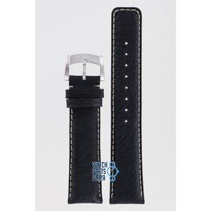 Zodiac Zodiac ZO2204 Watch Band Black Leather 20 mm