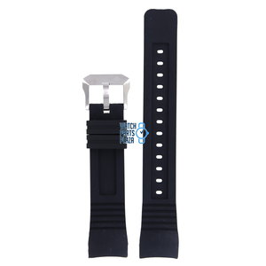 Citizen Citizen BJ2120, BJ2121 & BJ2127 Horlogeband Zwart Siliconen 23 mm
