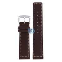 Citizen BM8470-03A & BM8470-03AE Watch Band Brown Leather 22 mm