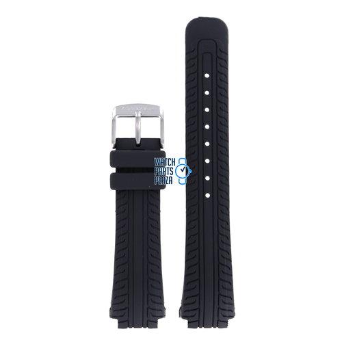 Citizen Citizen BM6530-04F & BM6530-04P Horlogeband Zwart Siliconen 22 mm