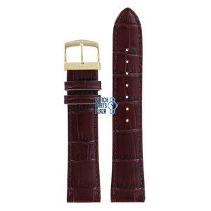 Citizen Citizen BM8243-05A, BM8243-05E Watch Band Brown Leather 20 mm