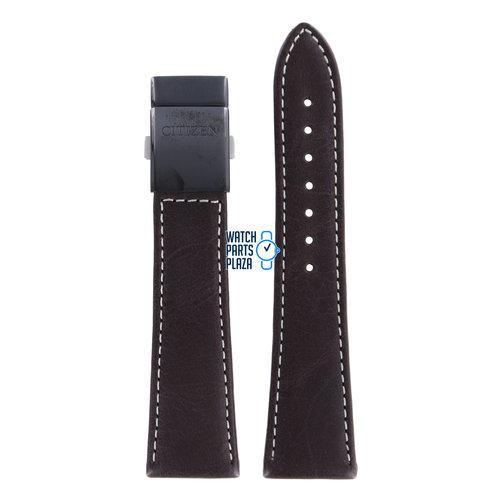 Citizen Citizen CB5865-15E Sky Watch Band Brown Leather 23 mm