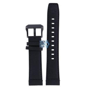 Citizen Citizen JY8085-14H Sky Horlogeband Zwart Leer 22 mm