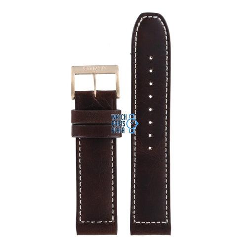 Citizen Citizen CA4213-00E Aviator Watch Band Brown Leather 22 mm