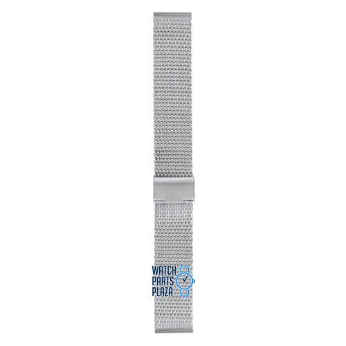 Citizen Citizen CA0331, CA0336 & BM7190 Watch Band Grey Stainless Steel 22 mm
