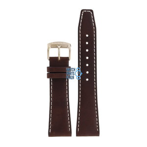 Citizen Citizen AW1573-11L Watch Band Brown Leather 22 mm