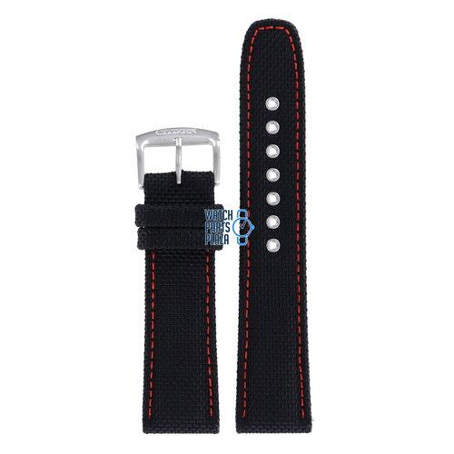 Citizen Citizen BU2040-05E & BU2040-05E-1 Sports Watch Band 59-S53190 Black Leather & Textile 22 mm Eco-Drive