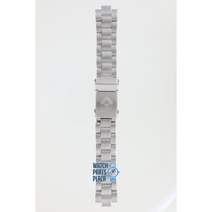 Citizen Citizen NY0040 Marine Sea Watch Band Grey Stainless Steel 20 mm