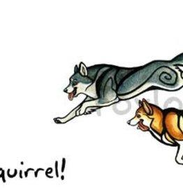Foxloft Studios Squirrel! Siberians