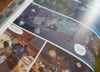Comics, Deutsch