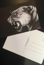 Elmsfeuer Art Postcards (3 variants)