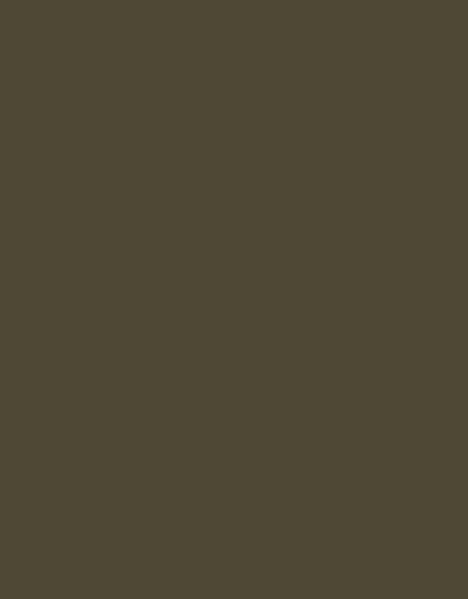 Kitty Fluff Caracat - Thatch Green