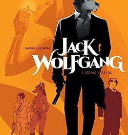 Fusselschwarm Jack Wolfgang (German)