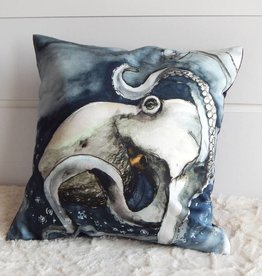 Nicole Pustelny Pillow Sheets, Octopus