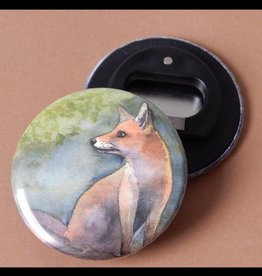 Nicole Pustelny Bottle opener, fox