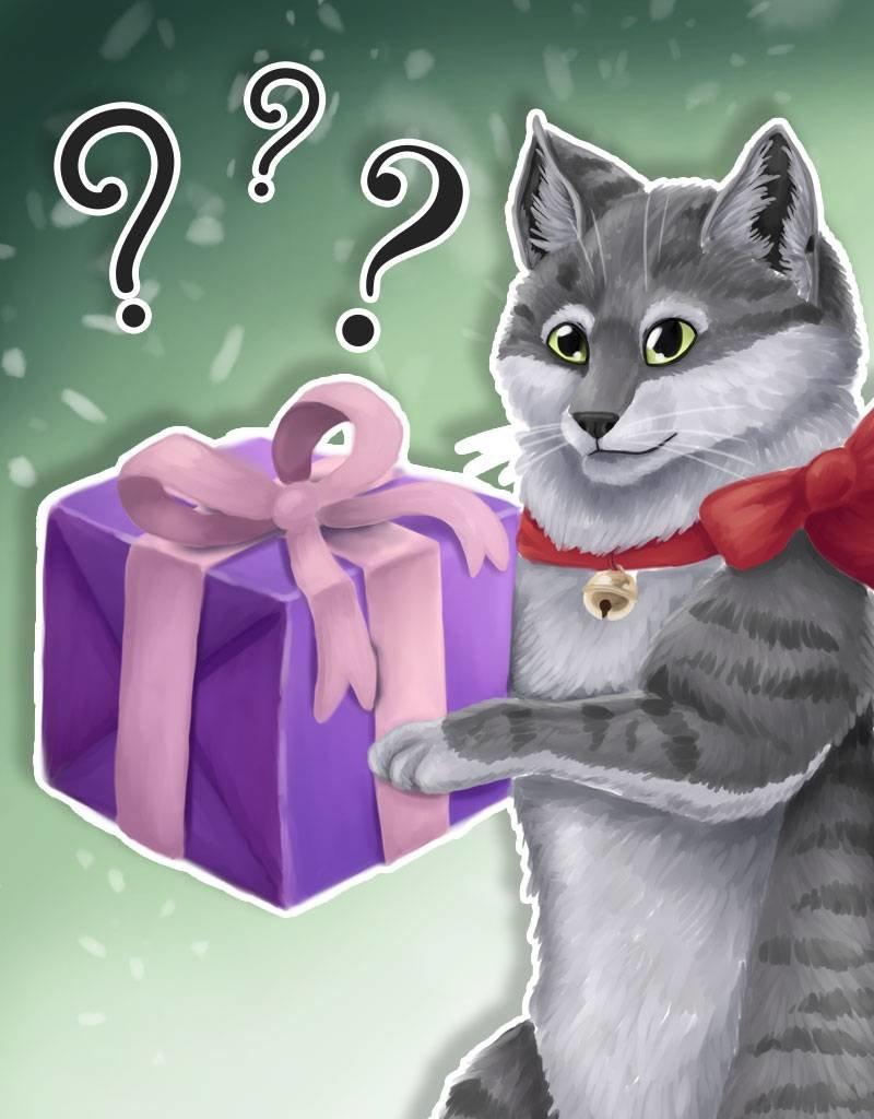 Kitty Fluff Weihnachtsüberaschungsbox