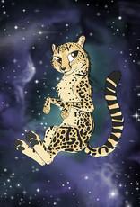 Kitty Fluff Flauschige Decke-Königsgepard