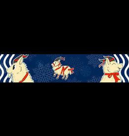 Kitty Fluff Scarf - Yule Goat