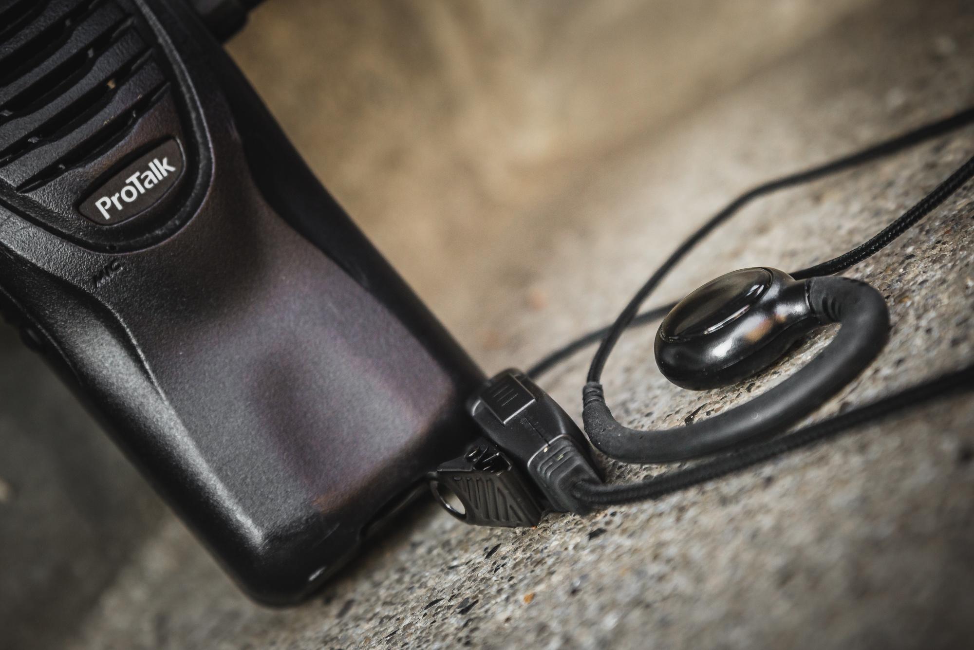 Toepassingen van portofoon headsets in Coronatijd