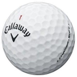 Callaway Chrome Soft AAAA kwaliteit