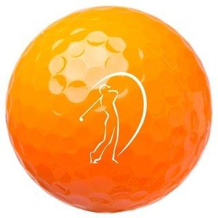 BestBuyGolfballen Budget mix orange