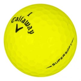 Callaway Callaway Supersoft yellow AAA quality