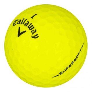 Callaway Supersoft geel AAA kwaliteit