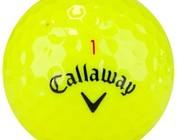 Callaway colored golf balls